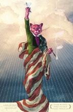 Image: Exit Stage Left: The Snagglepuss Chronicles #1 - DC Comics