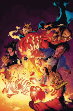 Image: Demon: Hell Is Earth #3 - DC Comics