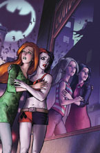 Image: Harley & Ivy Meet Betty & Veronica #4 (variant cover - Gene Ha) - Archie/DC Comics