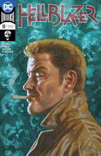 Image: Hellblazer #18 (variant cover - Sean Phillips)  [2018] - DC Comics