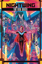 Image: Nightwing: The New Order #6 - DC Comics