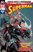 Image: Superman #38 (Sons of Tomorrow) - DC Comics