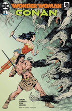 Image: Wonder Woman / Conan #5 - DC Comics/Dark Horse