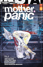 Image: Mother Panic Vol. 02: Under Her Skin SC  - DC Comics -Young Animal