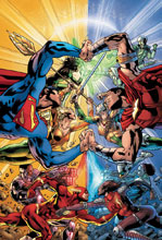 Image: Justice League Vol. 05: Legacy Rebirth SC  - DC Comics