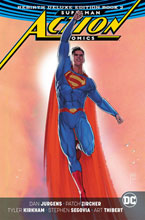 Image: Superman: Action Comics - Rebirth Deluxe Collection Book 02 HC  - DC Comics