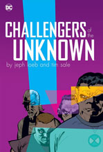 Image: Challengers of the Unknown by Jeph Loeb & Tim Sale HC  - DC Comics