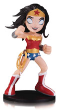 Image: DC Artists Alley Vinyl Figure: Wonder Woman by Chris Uminga  - DC Comics