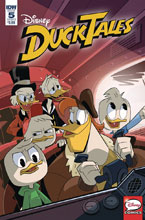 Image: Ducktales #5 (cover B - Ghiglione) - IDW Publishing