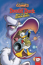 Image: Donald Duck: Nest of the Demonbirds SC  - IDW Publishing