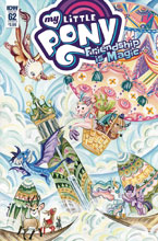 Image: My Little Pony: Friendship Is Magic #62 (cover B - Richard) - IDW Publishing