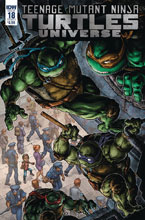 Image: Teenage Mutant Ninja Turtles Universe #18 (cover A - Williams II) - IDW Publishing
