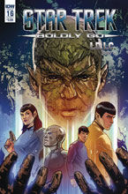 Image: Star Trek: Boldly Go #16 (cover A - Hernandez) - IDW Publishing