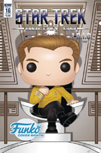 Image: Star Trek: Boldly Go #16 (cover B - Funko Martin) - IDW Publishing