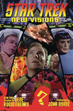 Image: Star Trek: New Visions Vol. 06 SC  - IDW Publishing