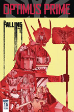 Image: Optimus Prime #15 (cover B - Coller) - IDW Publishing