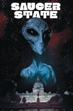 Image: Saucer State SC  - IDW Publishing