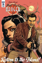 Image: Half Past Danger II: Dead to Reichs #5 (cover A - Mooney) - IDW Publishing