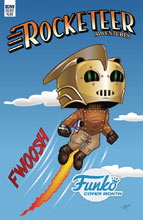 Image: Best of Rocketeer Adventures  (Funko edition) - IDW Publishing