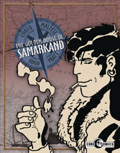 Image: Corto Maltese: Golden House of Samarkand GN  - IDW Publishing