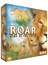 Image: Roar: King of the Pride Game  - IDW Publishing