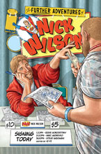 Image: Further Adventures of Nick Wilson #1 (cover B - Churchill) - Image Comics