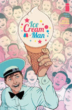 Image: Ice Cream Man #1 (cover A - Morazzo & Ohalloran) - Image Comics