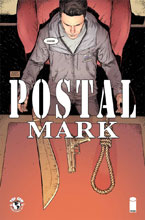 Image: Postal Mark #1 (One Shot) - Image Comics