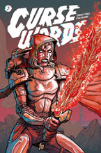 Image: Curse Words Vol. 02: Explosiontown SC  - Image Comics