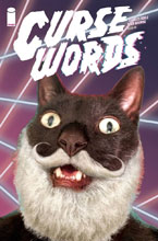 Image: Curse Words #1 (cover D - Glitter Wizard Cat) - Image Comics