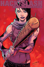 Image: Hack Slash Resurrection #4 (cover A - Seeley) - Image Comics