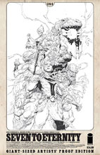 Image: Image Giant-Sized Artist Proof: Seven to Eternity #2 - Image Comics