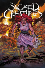 Image: Sacred Creatures #6 (cover B - Janson) - Image Comics