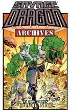 Image: Savage Dragon Archives Vol. 09 SC  - Image Comics