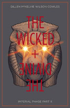 Image: Wicked & Divine Vol. 06: Imperial Phase Part 2 SC  - Image Comics