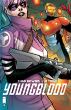 Image: Youngblood #8 (cover A - Towe) - Image Comics