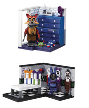 Image: Five Nights at Freddys 3 Small Const Set Assortment  - Tmp Toys / Mcfarlane's Toys