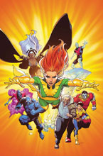 Image: Phoenix Resurrection: Return of Jean Grey #5 (Legacy) - Marvel Comics