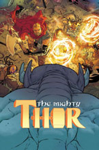 Image: Mighty Thor #703 (Legacy)  [2018] - Marvel Comics