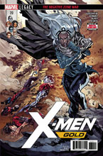 Image: X-Men Gold #20 (Legacy) - Marvel Comics