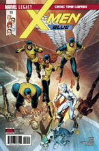 Image: X-Men: Blue #19 - Marvel Comics