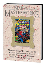 Image: Marvel Masterworks Marvel Team-Up Vol. 03 HC  (DM variant cover) (259) - Marvel Comics