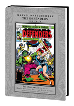Image: Marvel Masterworks Defenders Vol. 06 HC  - Marvel Comics