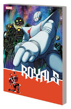 Image: Royals Vol. 02: Judgement Day SC  - Marvel Comics