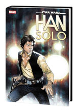 Image: Star Wars: Han Solo HC  - Marvel Comics