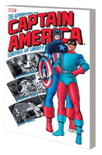 Image: Captain America: Adventures of Captain America SC  - Marvel Comics