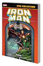 Image: Iron Man Epic Collection: Doom SC  - Marvel Comics