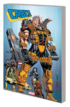 Image: Cable & X-Force: Onslaught Rising SC  - Marvel Comics