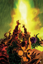 Image: Dark Ark #5 - Aftershock Comics