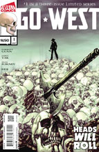 Image: Go West #1 - Alterna Comics